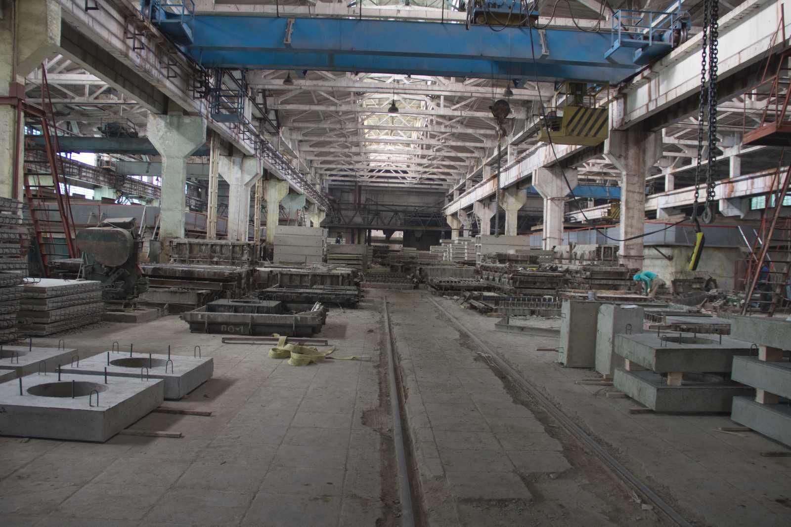 промышленная площадь