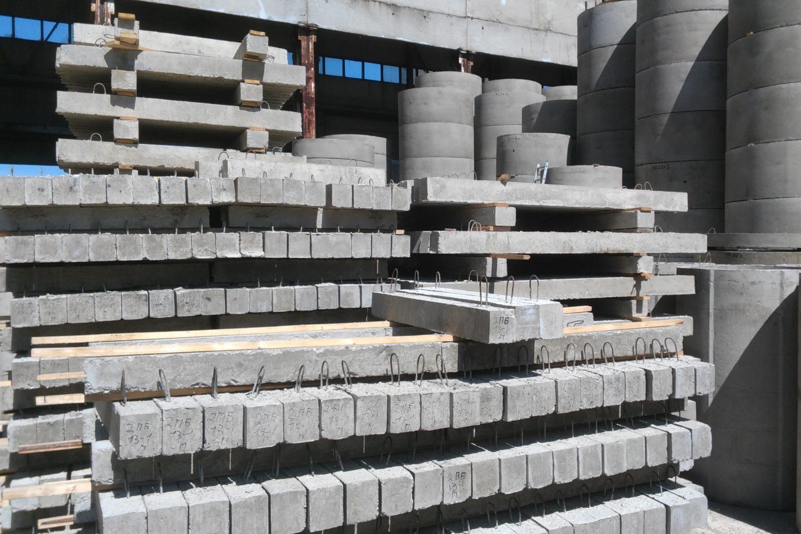 бетонные перемычки