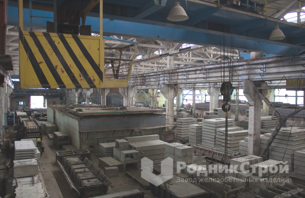завод ЖБИ в Сафоново