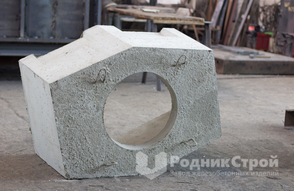 изделие из бетона