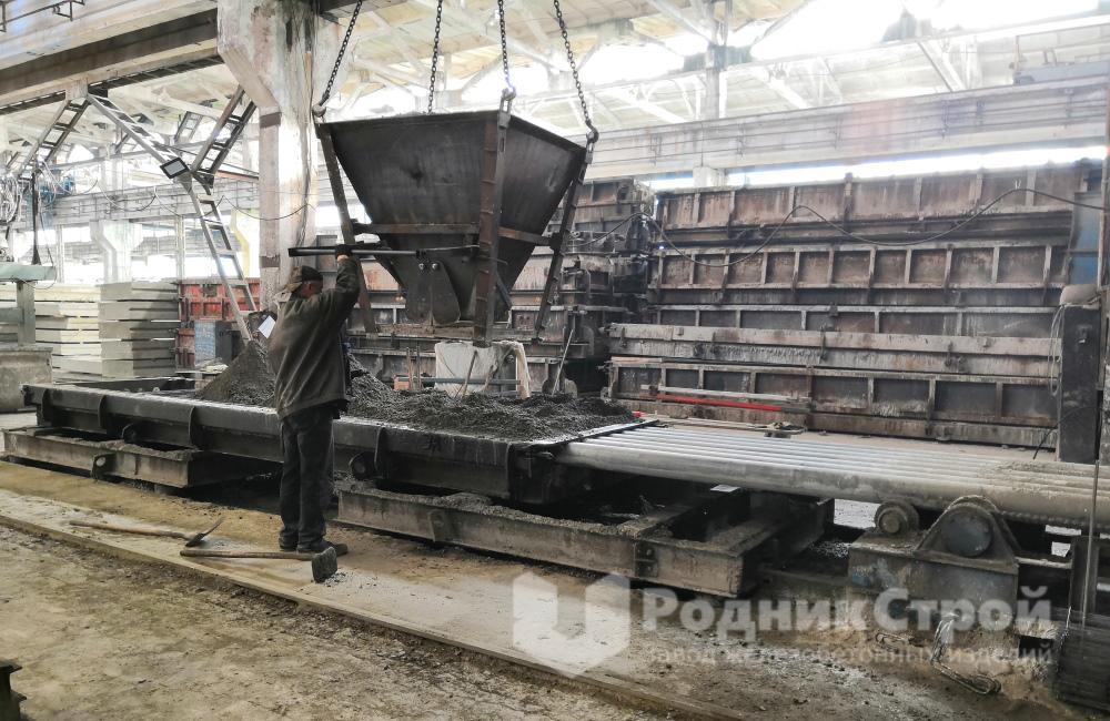 производство ЖБИ