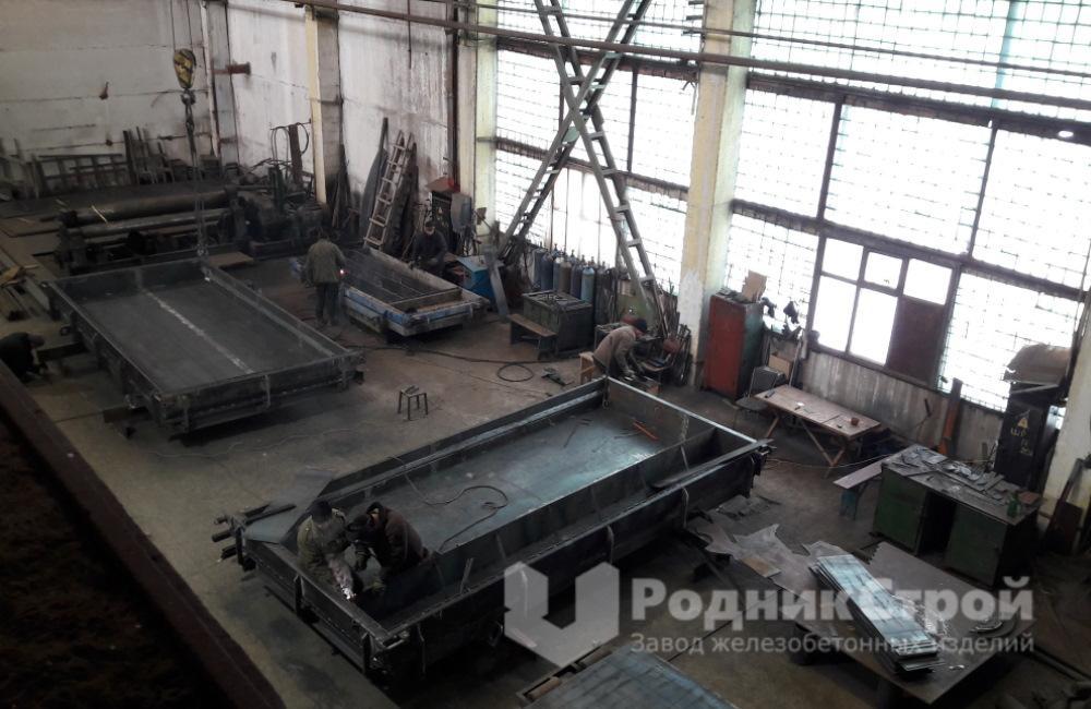 завод родник строй